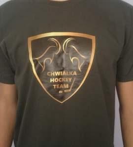 T-shirts CHT – kolor ciemny